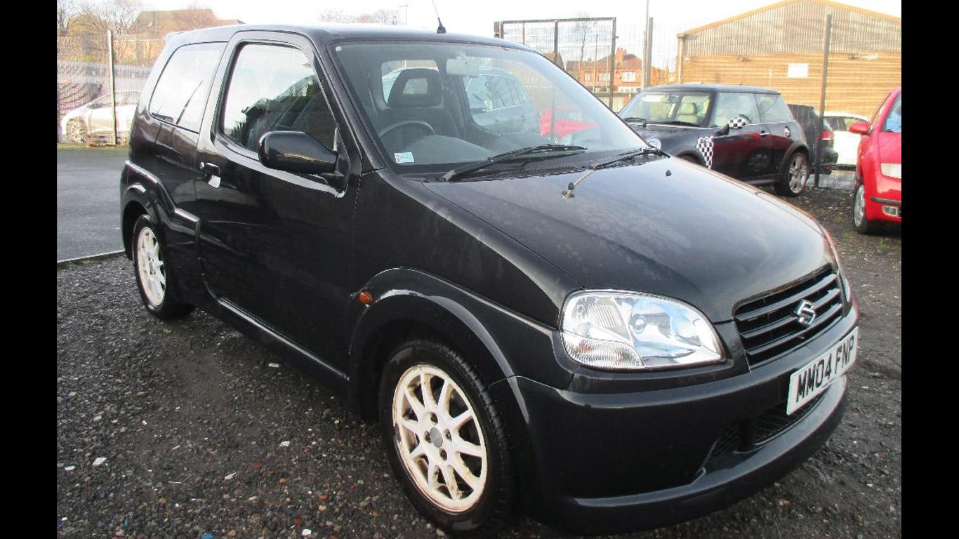 Suzuki Ignis Sport – £595