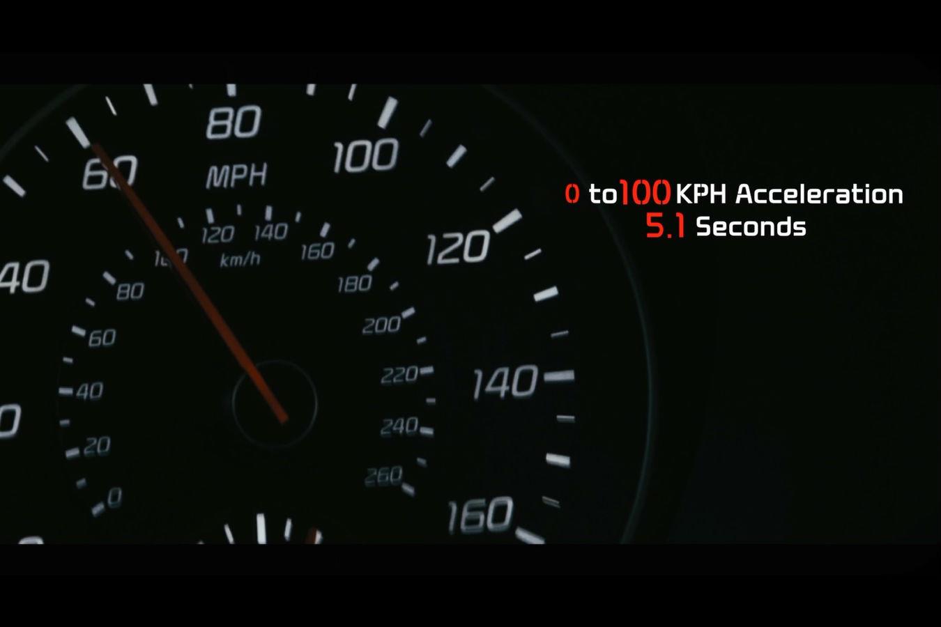 Kia's hot new saloon will hit 62mph in 5.1 seconds