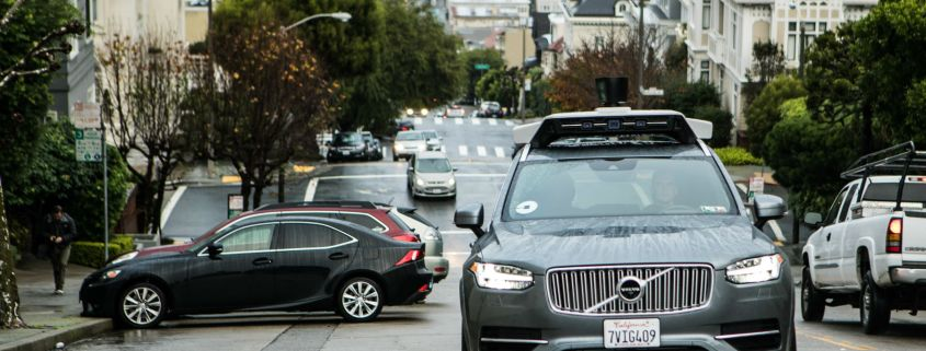 Uber under fire after self-driving cars run red lights