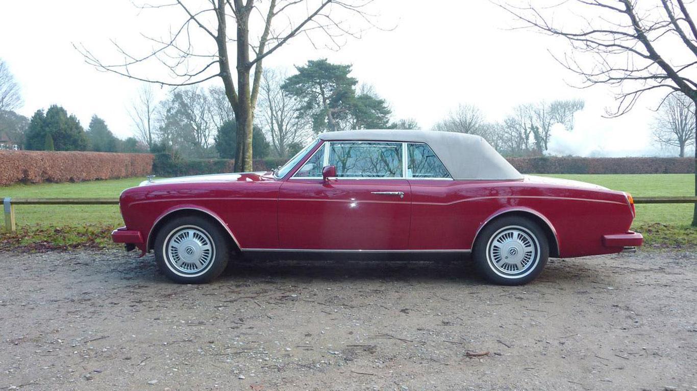 Bentley Continental: £90,000 - £110,000