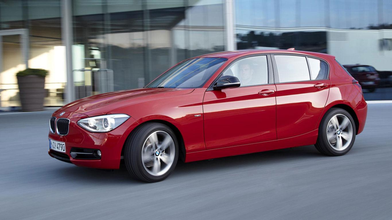 18: BMW 1 Series