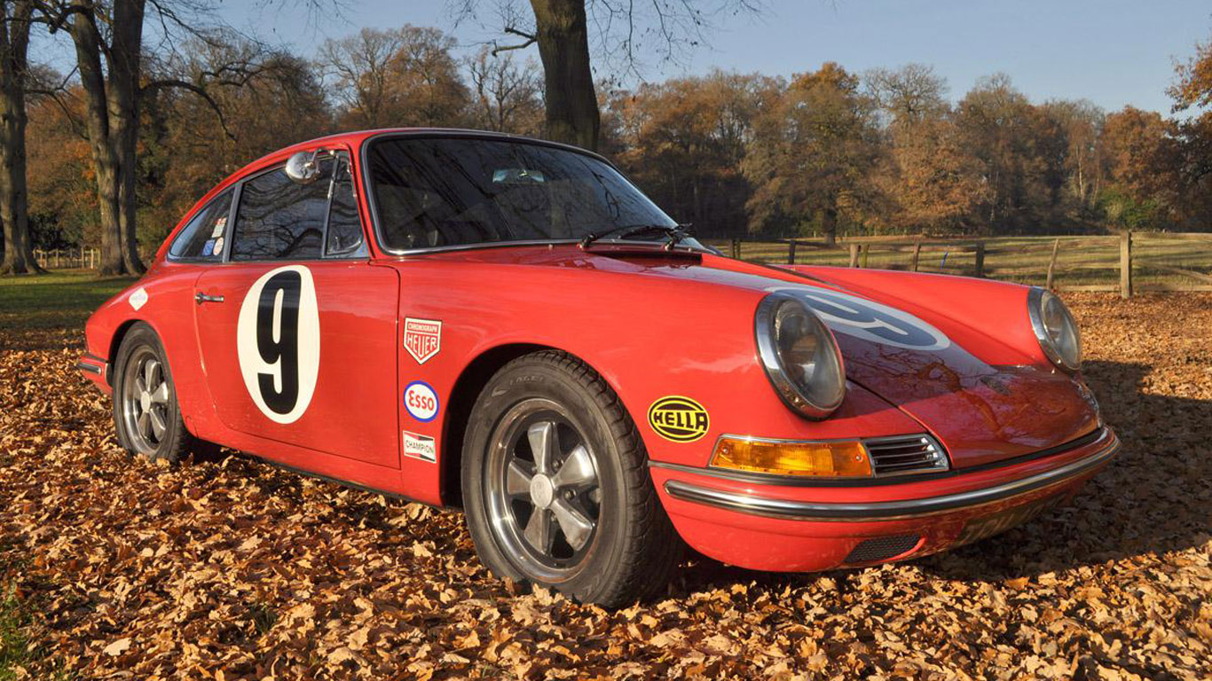 Porsche 912 Outlaw: £45,000 - £55,000