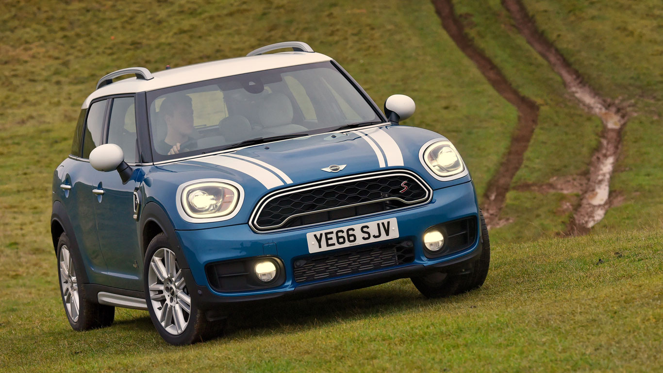 Should I buy a 4x4 Countryman?