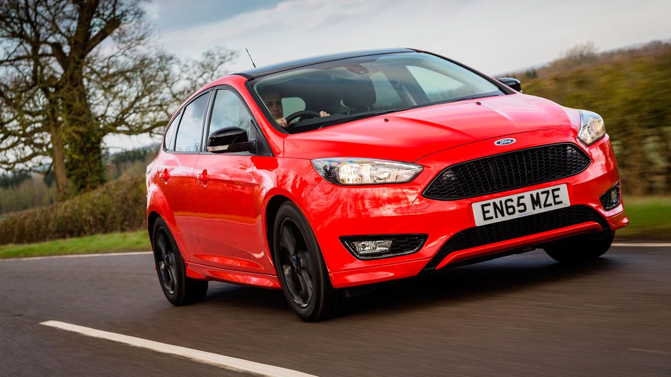 3: Ford Focus