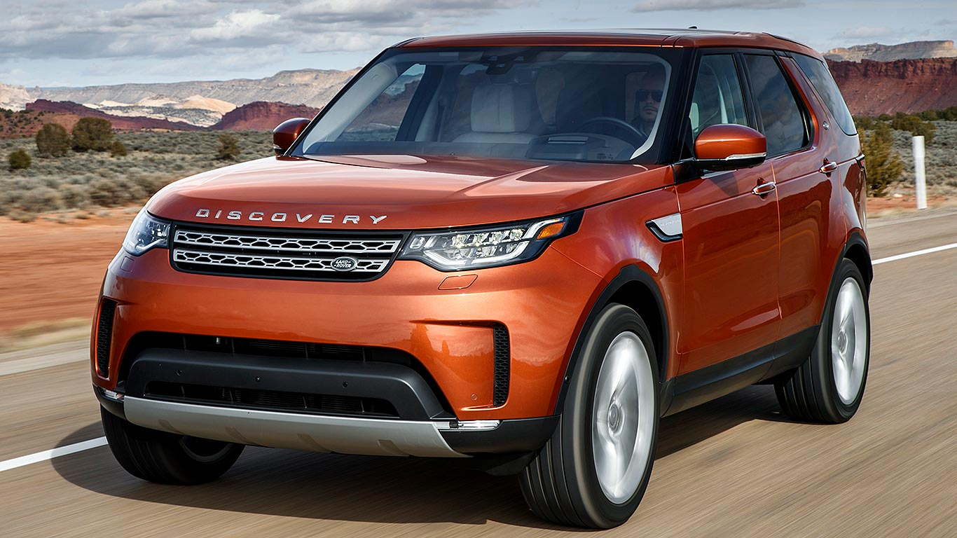 2017 Land Rover Discovery review: why the Range Rover should be worried