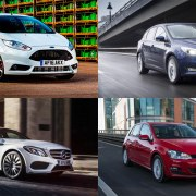 Revealed: the best-selling cars in January 2017