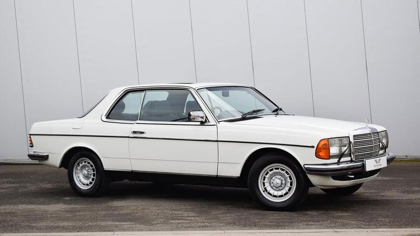 You won't believe how expensive these old cars are