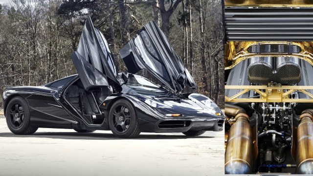 No replacement for displacement: the 25 cars with the biggest engines