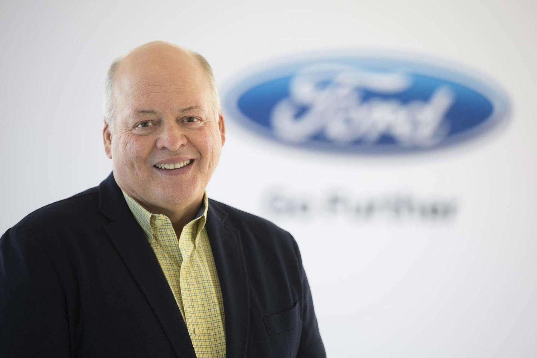 Ford's Jim Hackett