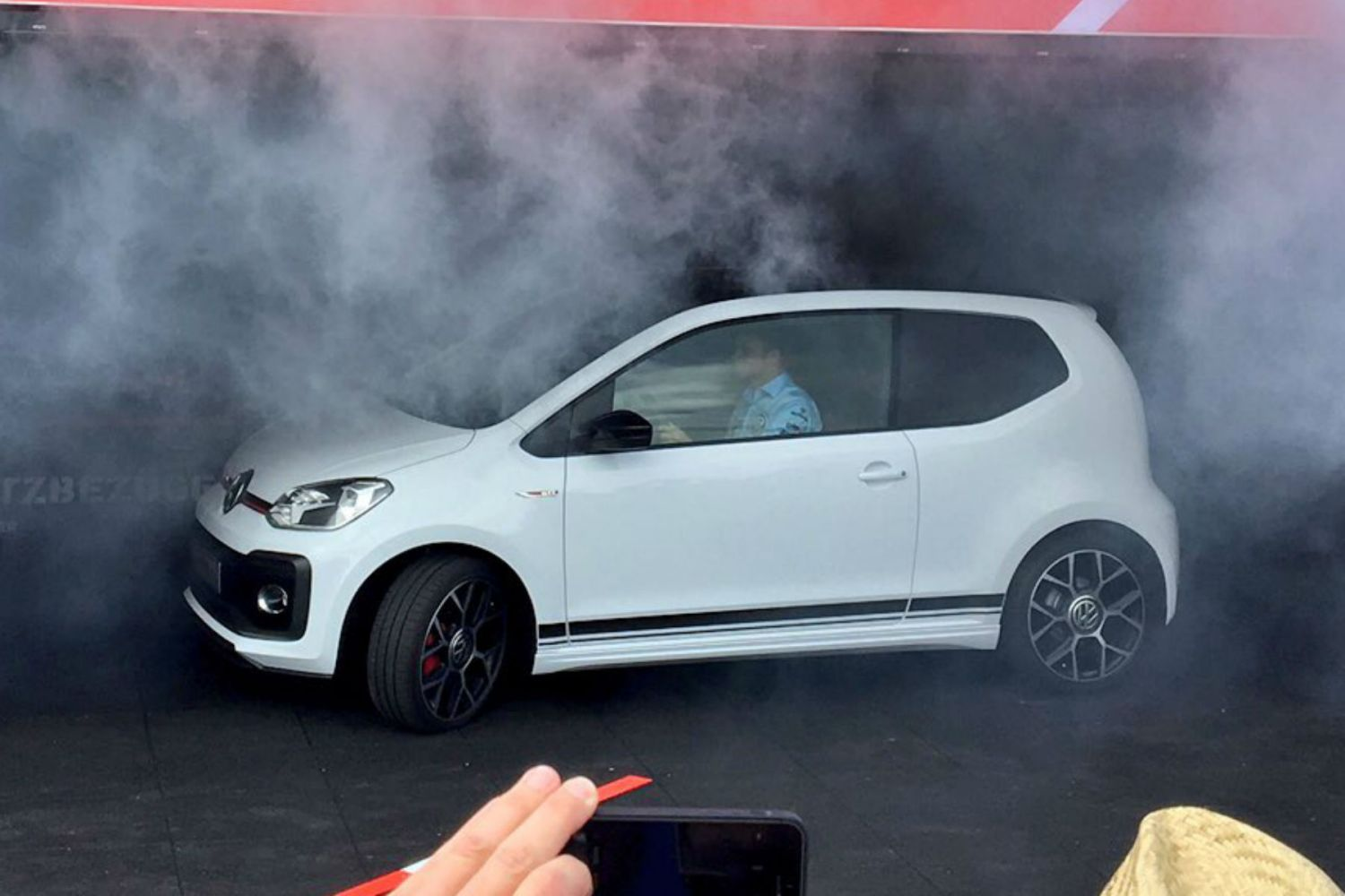 Volkswagen Up GTI revealed at Worthersee