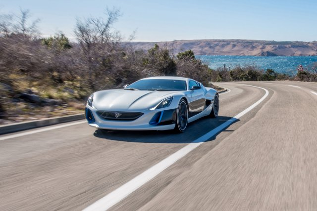 Rimac Concept One: the story so far