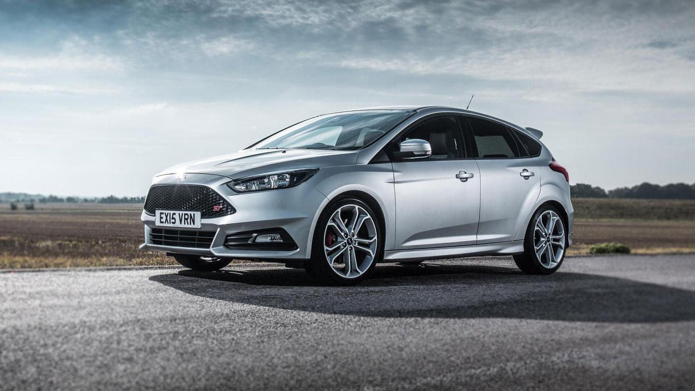 4. Ford Focus