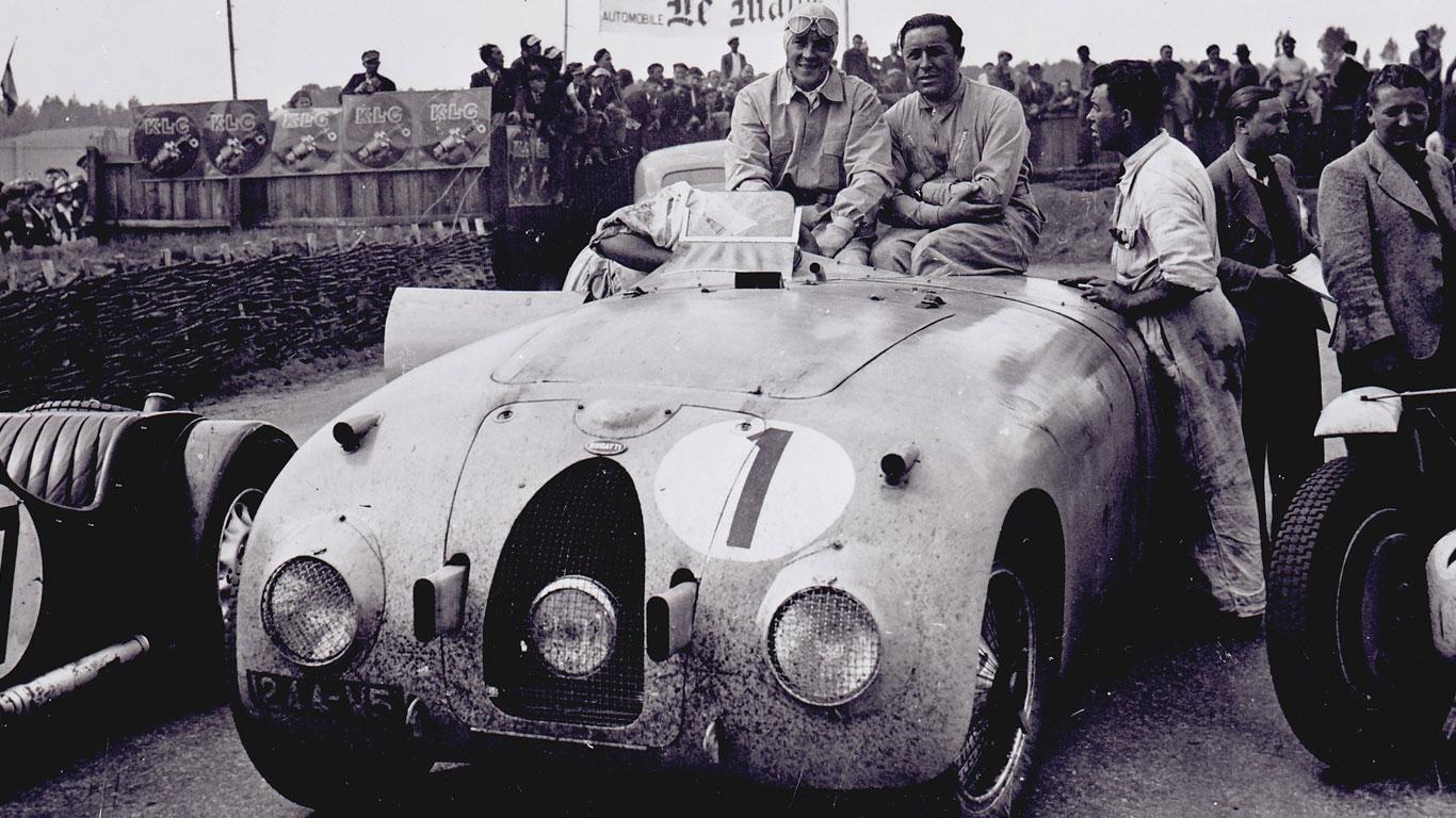 The story of Bugatti