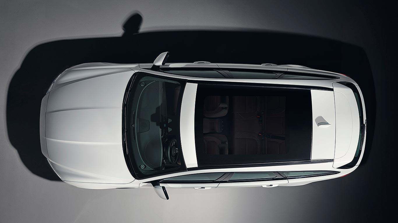 New 2017 Jaguar XF Sportbrake