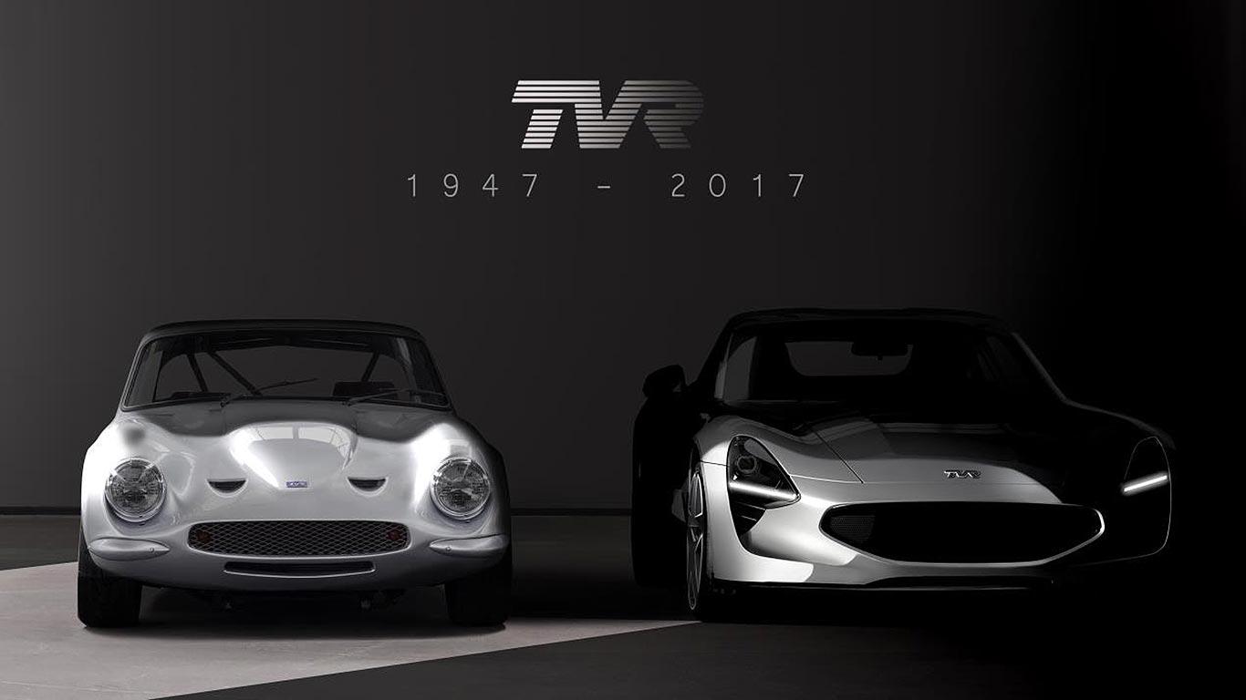 TVR teaser