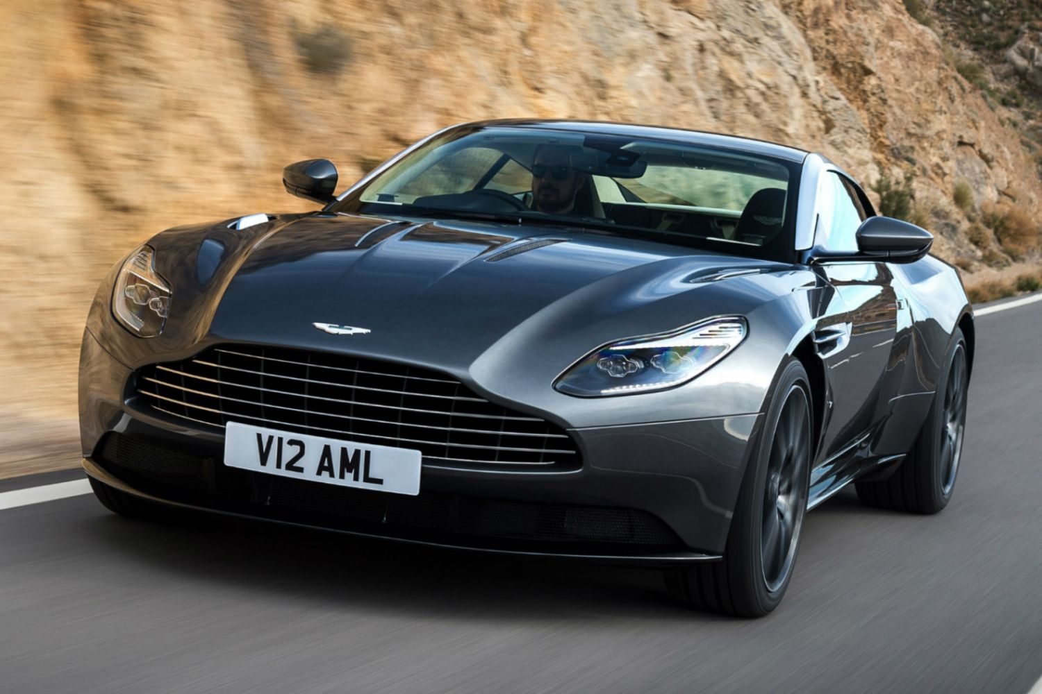 Man steals Aston Martin DB11 from factory after night out with friends