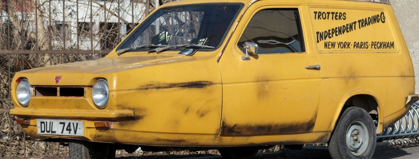 Del Boy's motors now worth THOUSANDS as classic car values boom