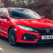 Honda Civic 1.5 Prestige auto road test