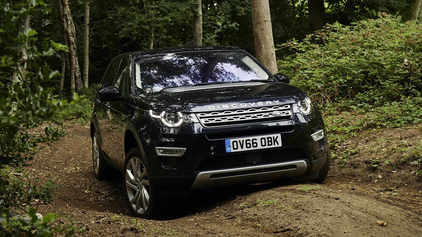 4th - Land Rover