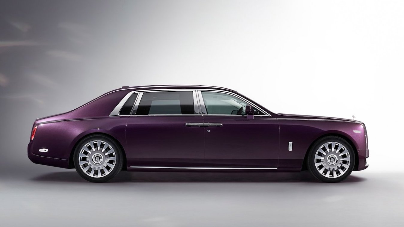 12. Rolls-Royce Motor Cars - @rollsroycecars - 3.7m