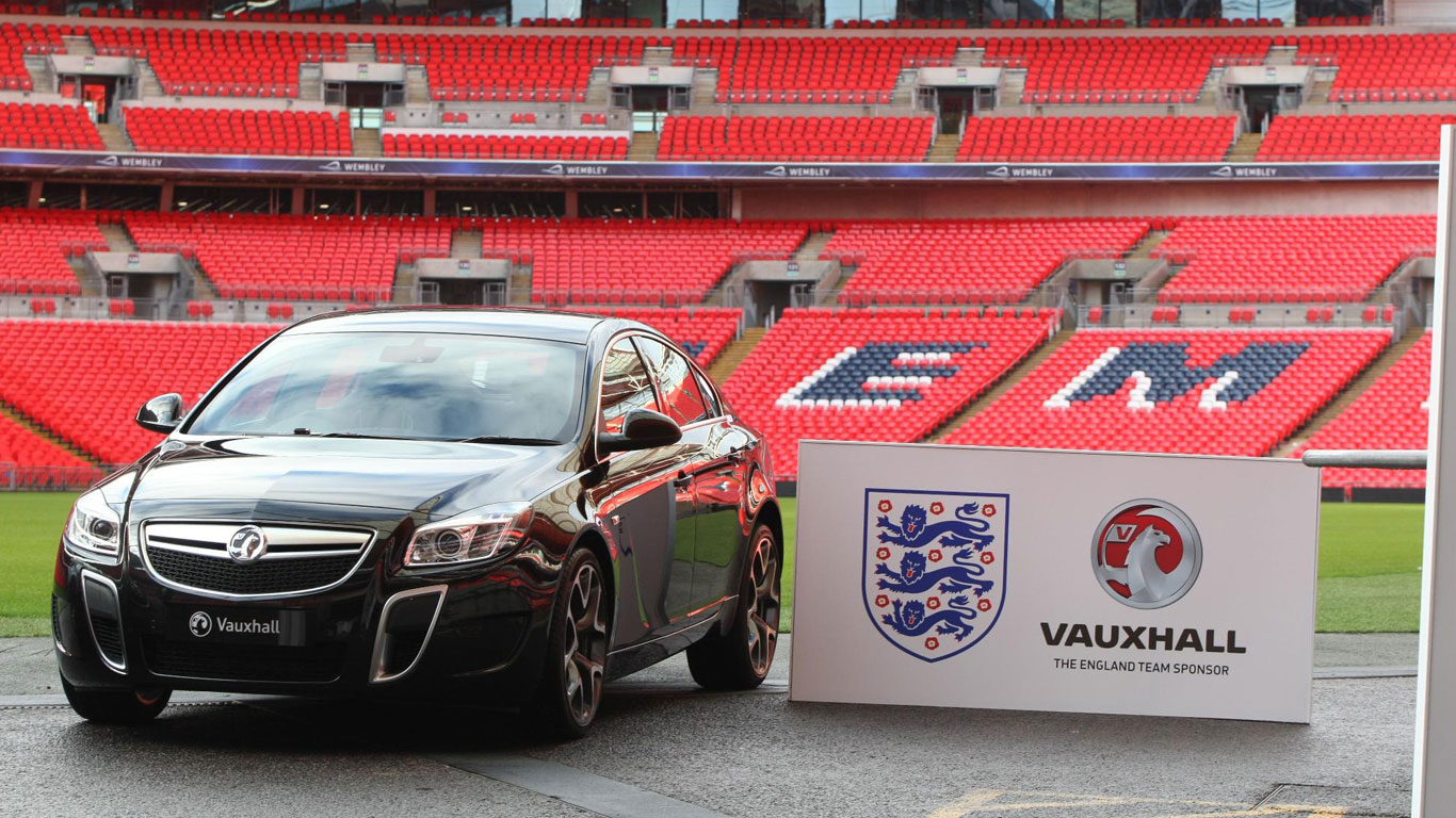 Vauxhall and the home nations