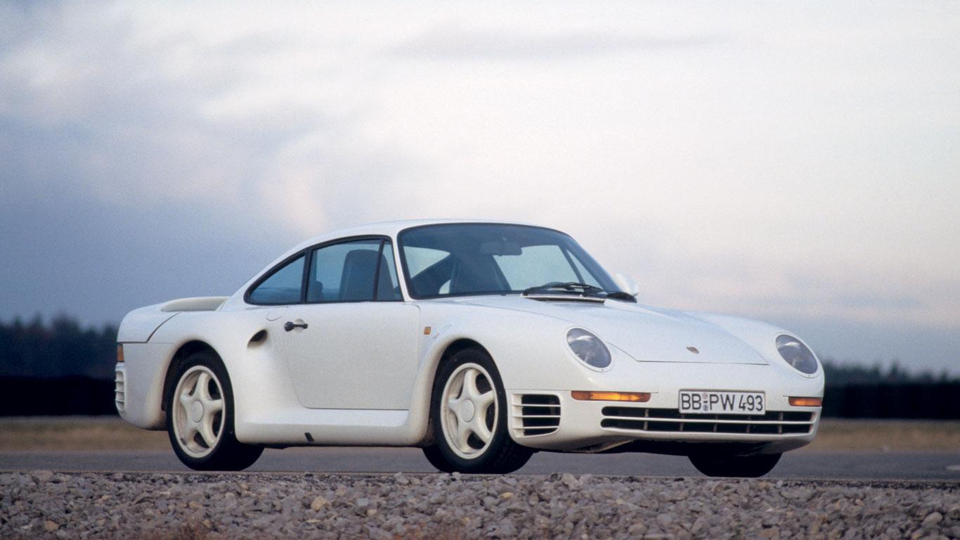 1986: Porsche 959
