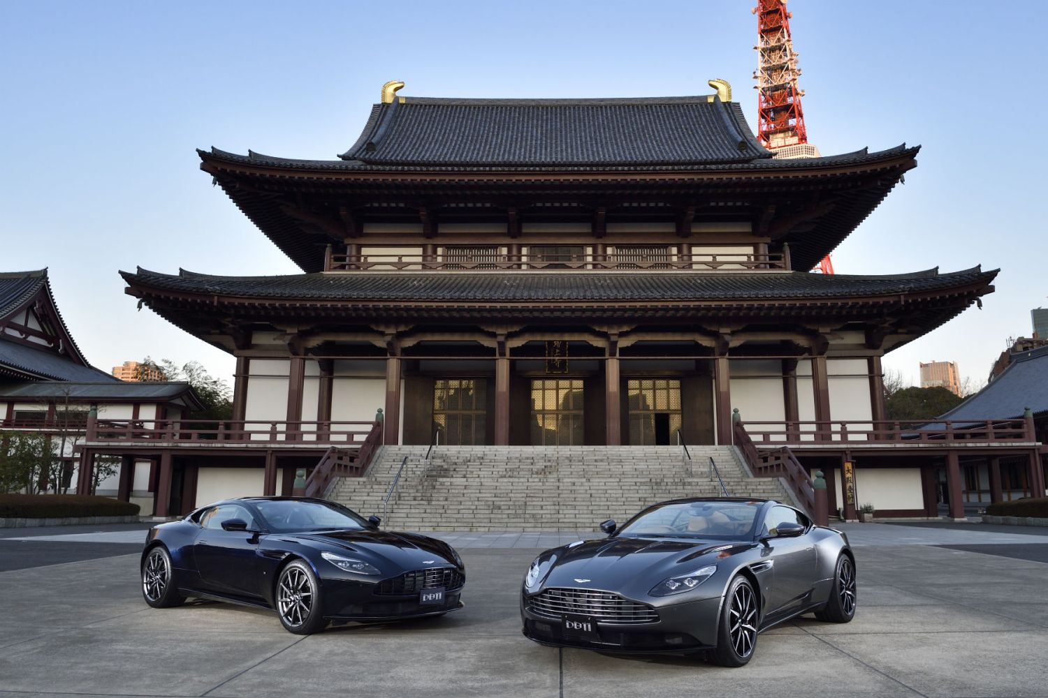 Aston Martin agrees £500 million trade deal with Japan