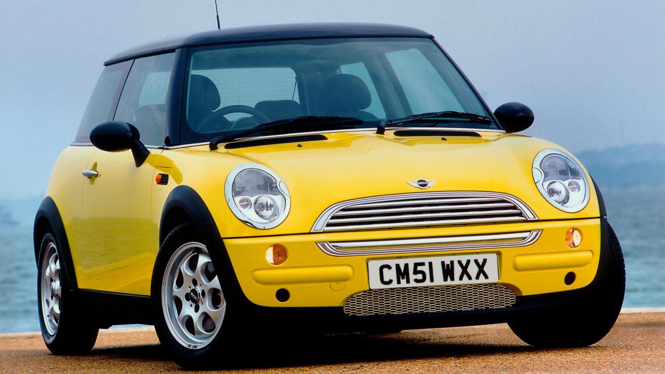 Mini happy returns: 20 years of the new MINI