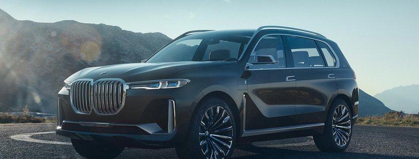 BMW X7 Concept iPerformance