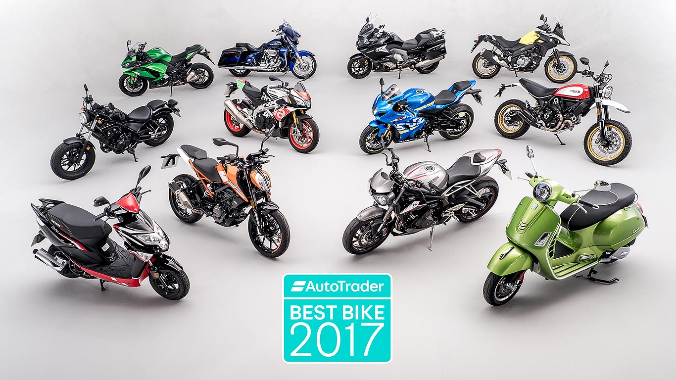 2017 Best Bike Awards