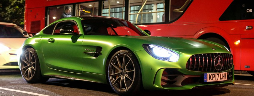 We bait London's supercar spotters – and FAIL