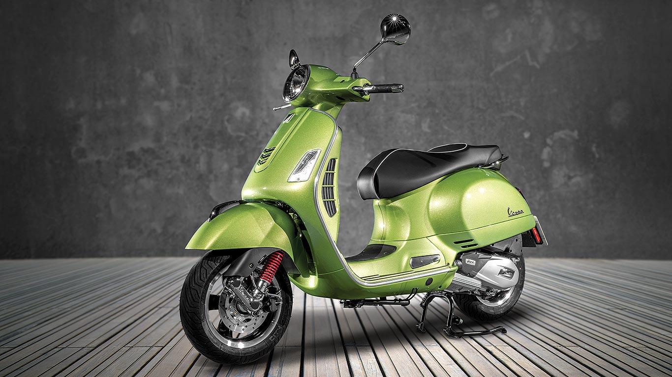 Best Scooter Vespa GTS 300