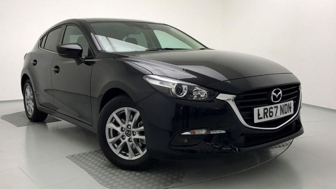 Mazda 3 SE-L Nav: £15,427