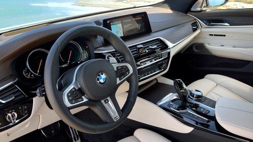 BMW 6 Series GT 2018