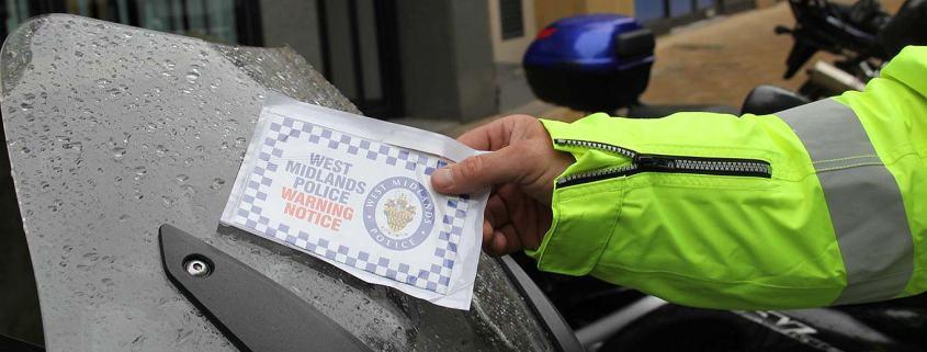 MCIA police ticket