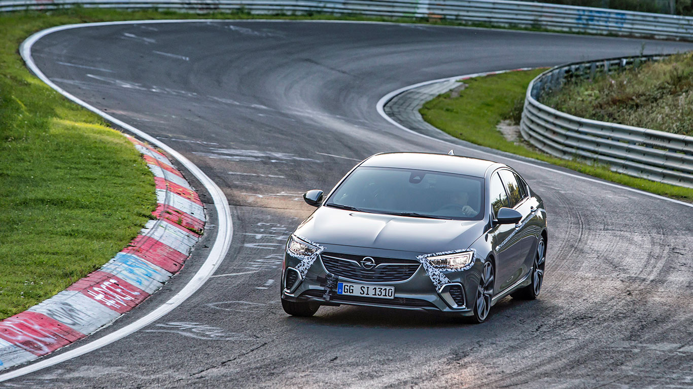New Vauxhall Insignia GSi is faster than old VXR