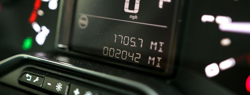 How many miles has your car REALLY done? This app reveals all