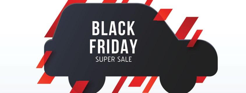 Black Friday car deals