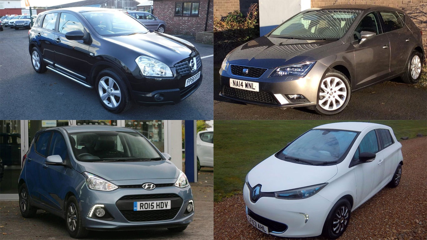 Buy Britain's best used cars on Auto Trader now