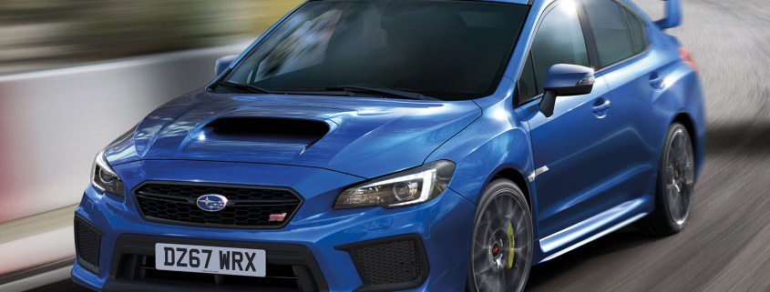 Subaru WRX STi Final Edition
