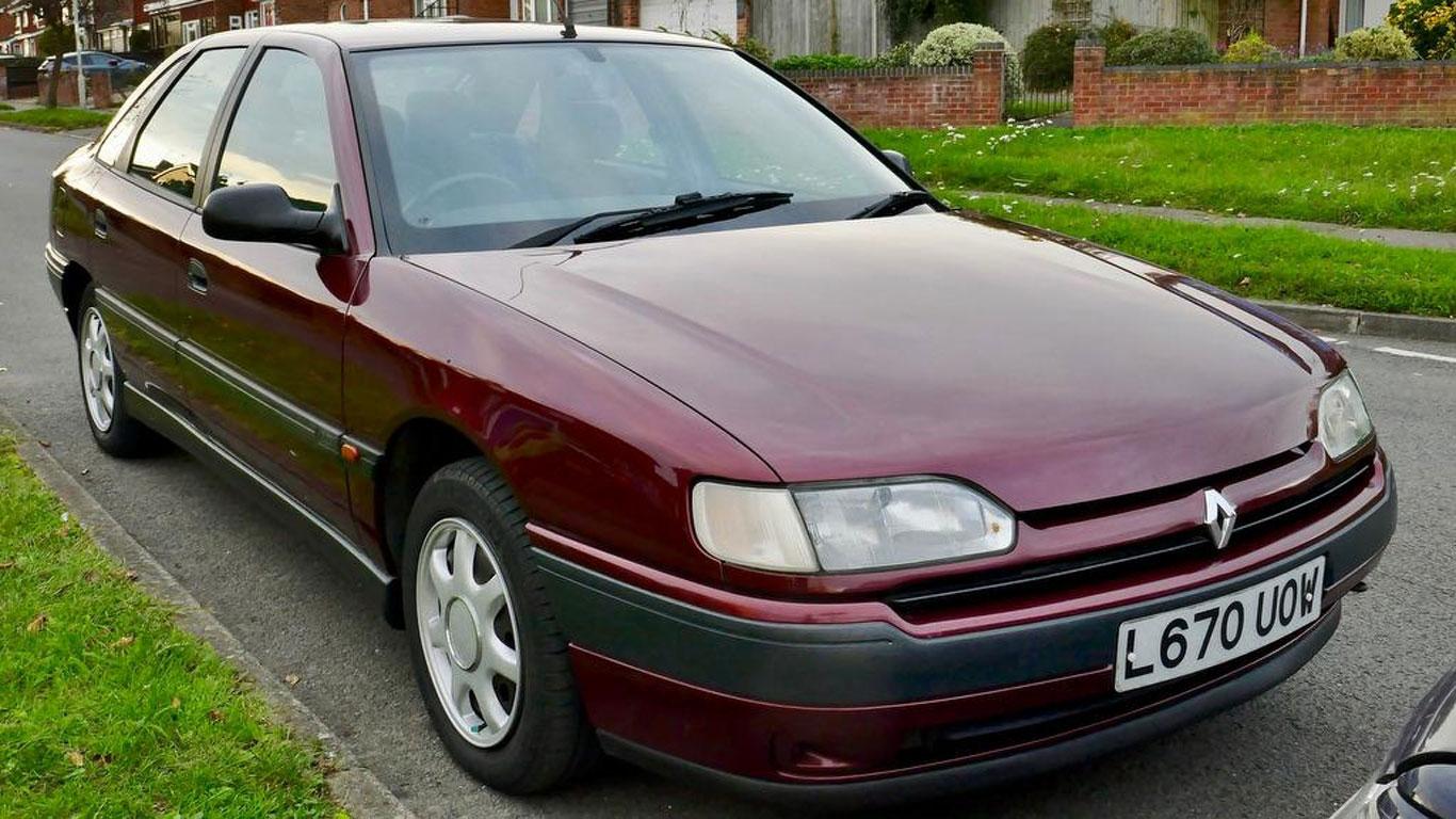 Renault Safrane: £325