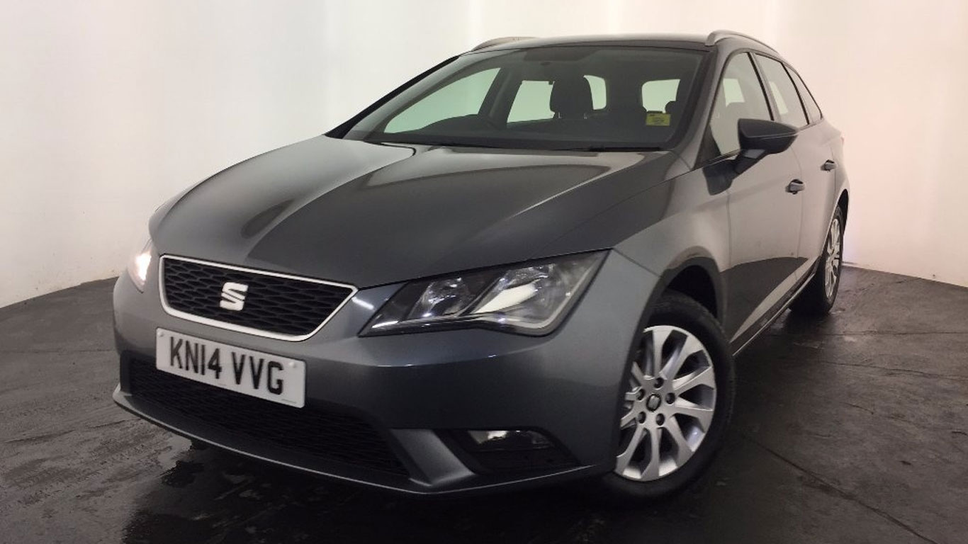 Family car winner: Seat Leon (2013-present)