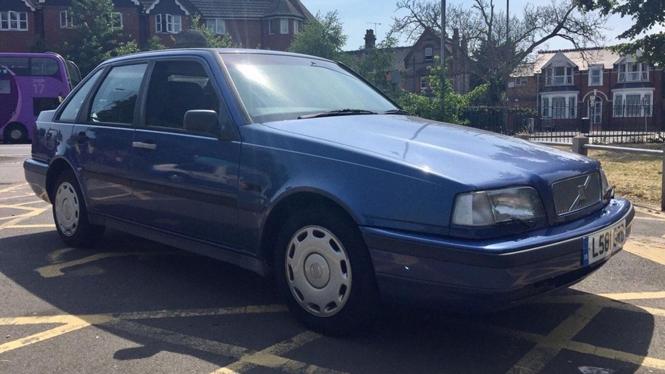 Volvo 440: £999