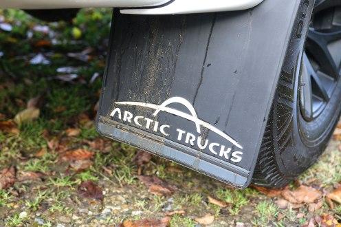 Isuzu D-Max Arctic Truck AT35