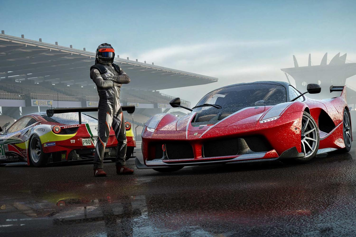 Xbox vs PlayStation: the best new games consoles for racing