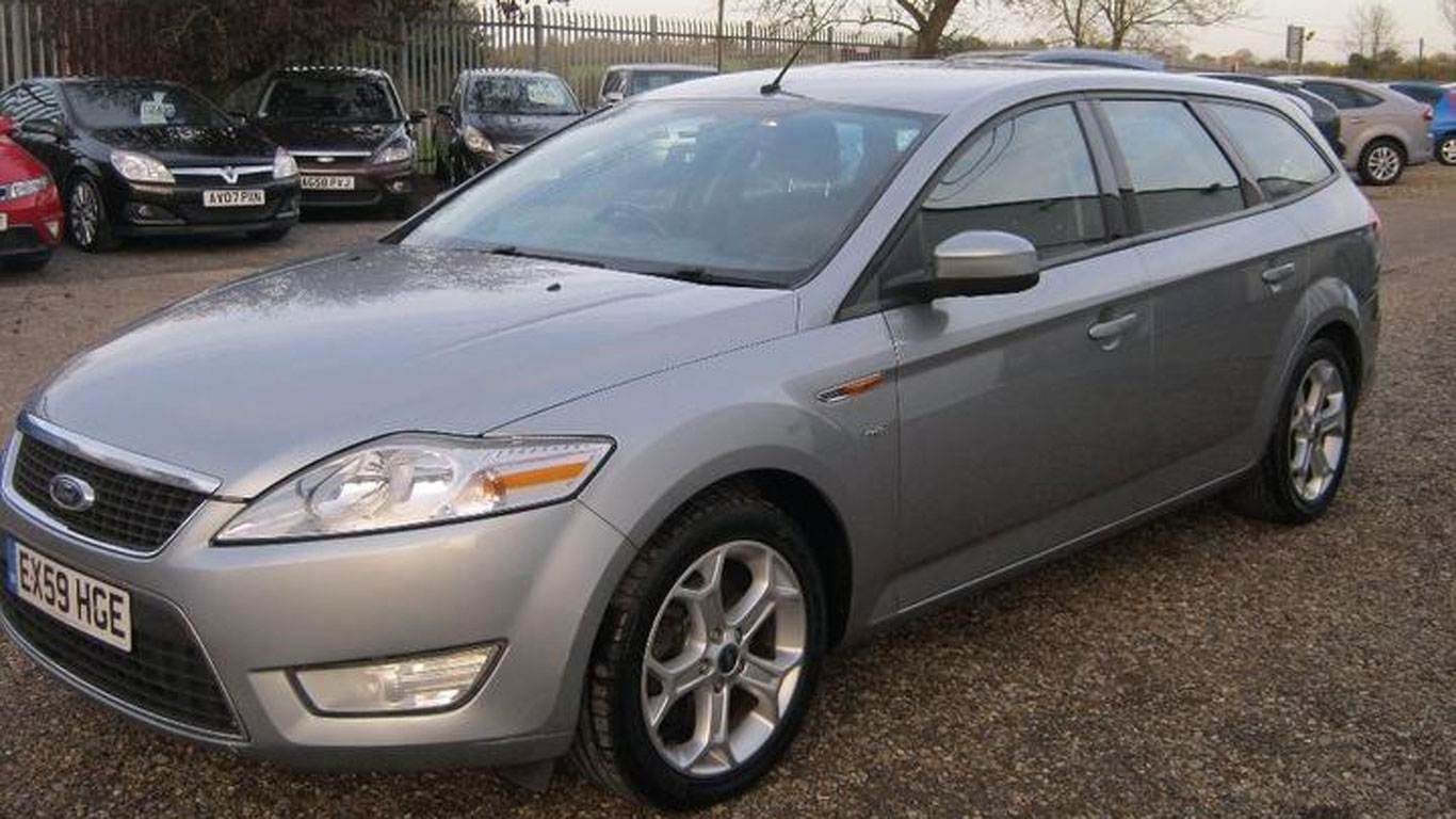 Estate car winner: Ford Mondeo (2007-2015)