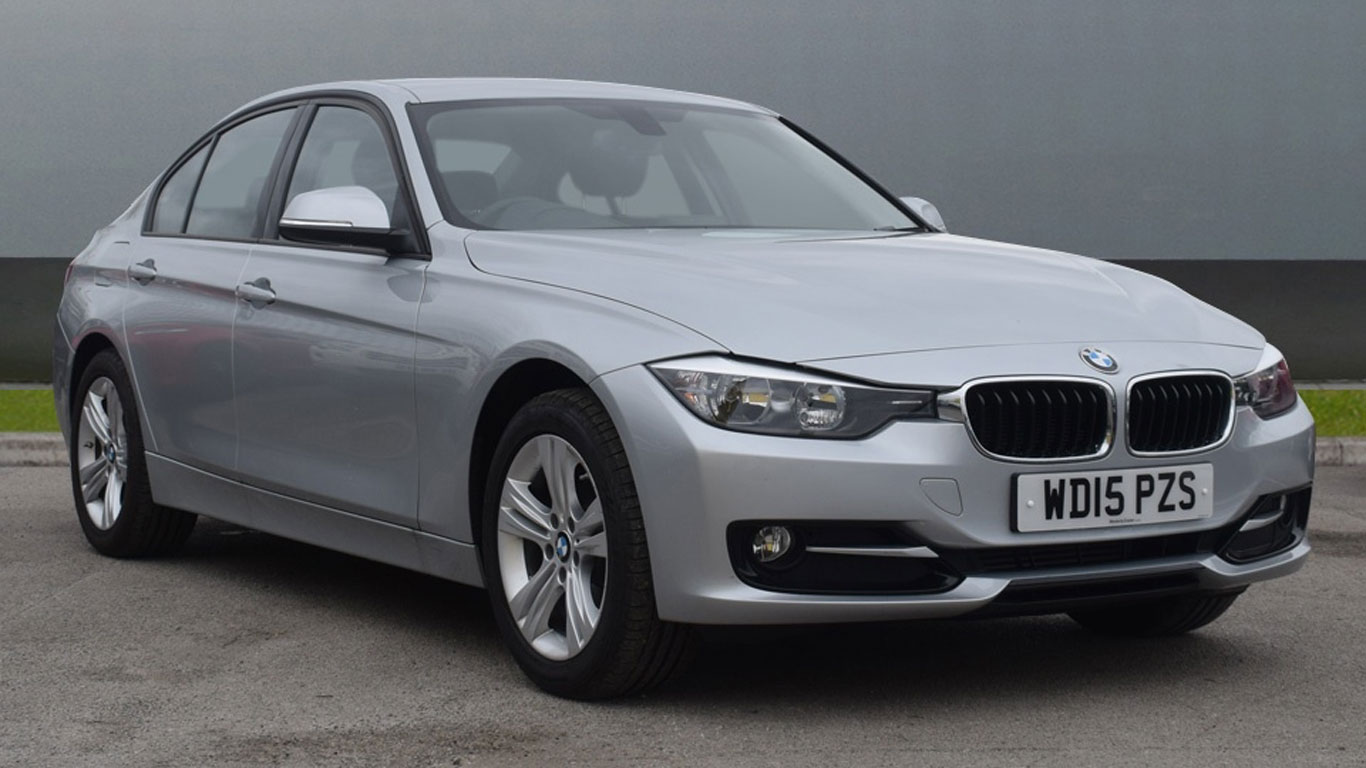 Executive car winner: BMW 3 Series (2012-present)