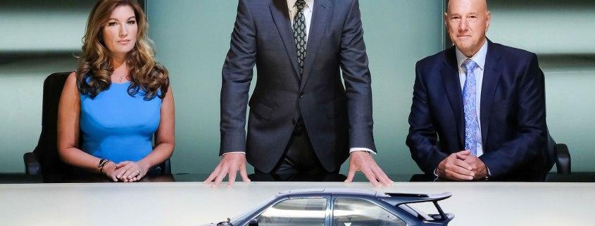 The Apprentice Escort Cosworth