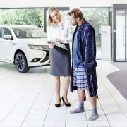 You can now buy a new Mitsubishi online