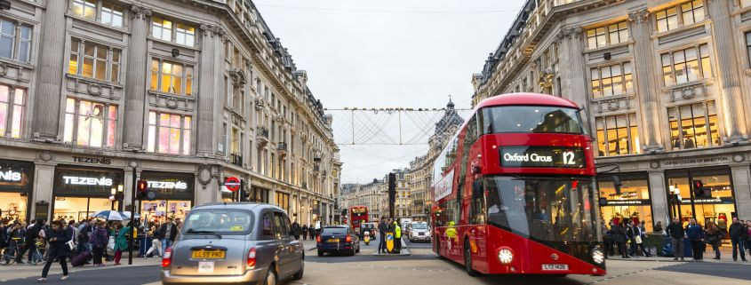 Cars could be BANNED from London's Oxford Street by 2018